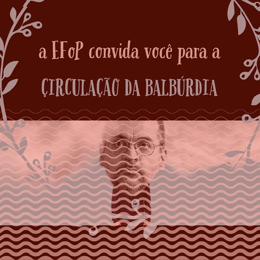 Çirculação da Balbúrdia - Fernando Silva dos Santos