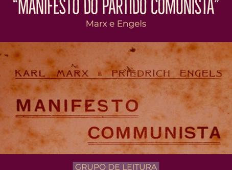 """Grupo de Leitura do """"Manifesto Comunista"""""""