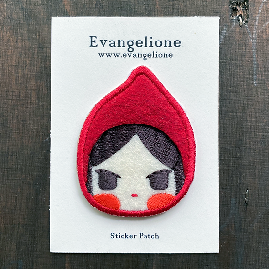 Embroidery Sticker Patch
