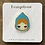 Thumbnail: Blue Ridding Hood Enamel Pin