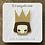 Thumbnail: Queen Enamel Pin