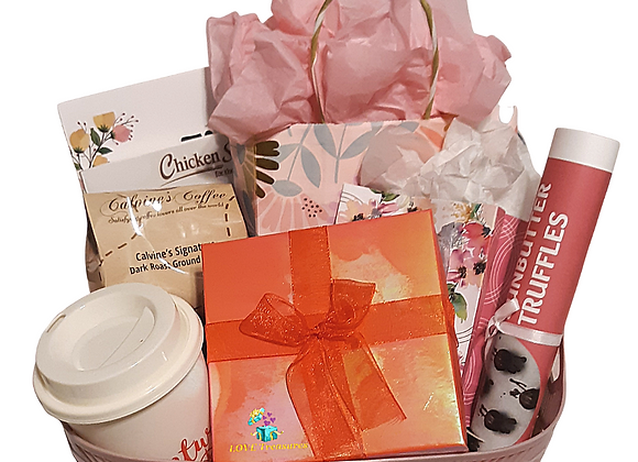 Ruby Basket: 10 premium gifts