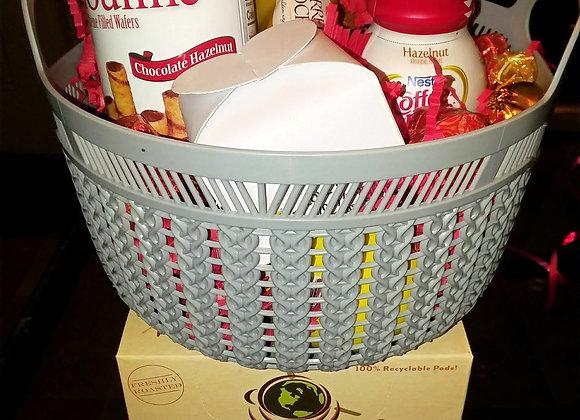 Emerald Basket: 5 standard gifts lm