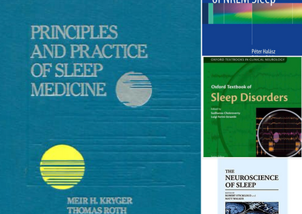 Book Recommendations on Sleep