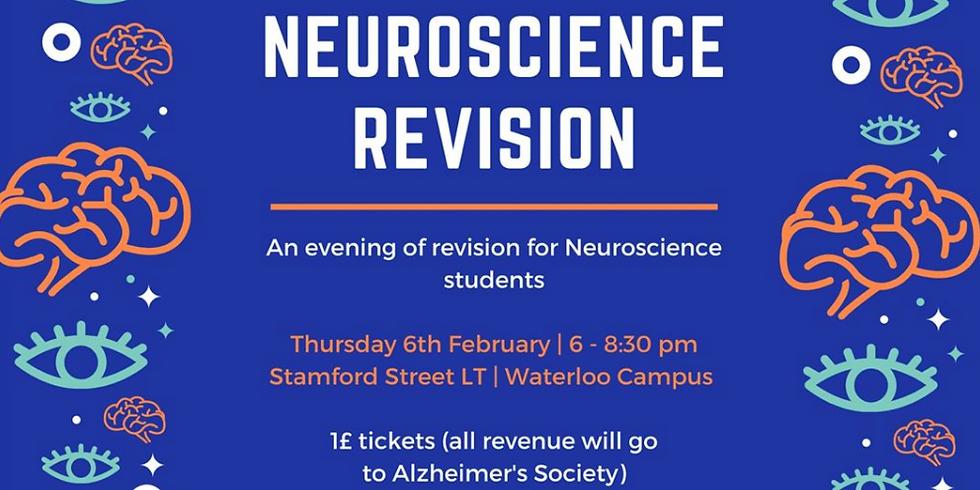 Neuroscience Revision Help Clinic