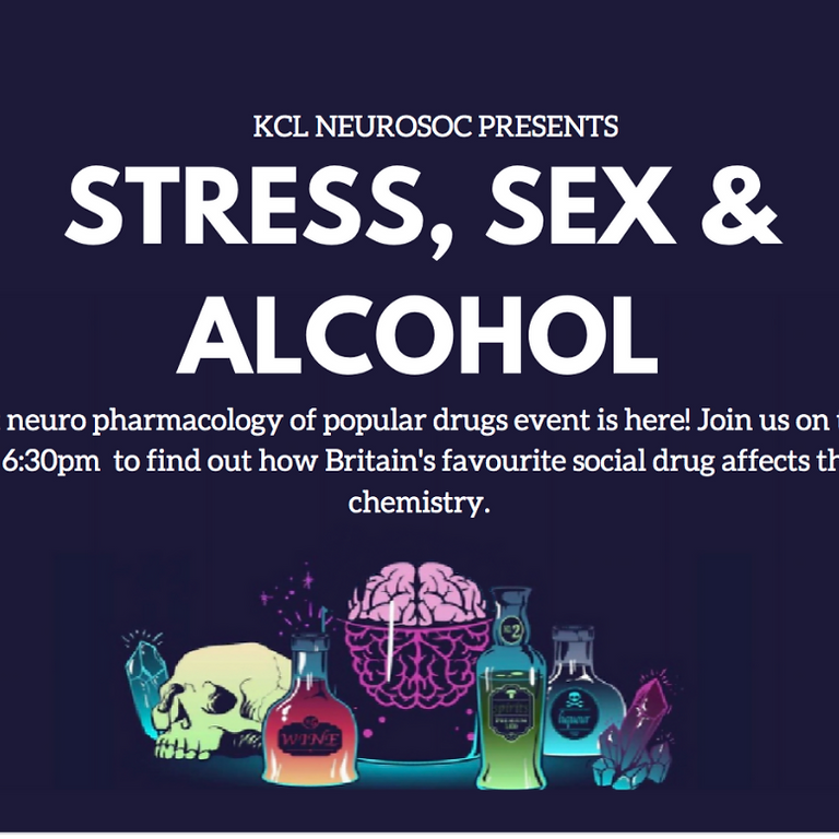 Stress, Sex and Alcohol