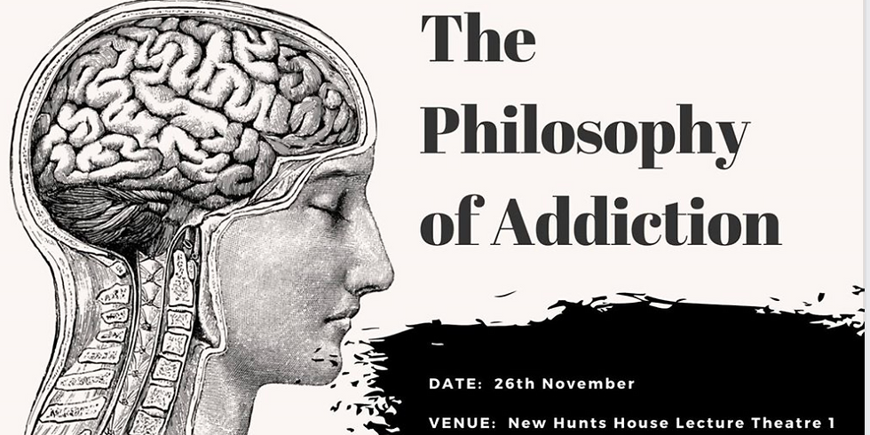 The Philosophy of Addiction