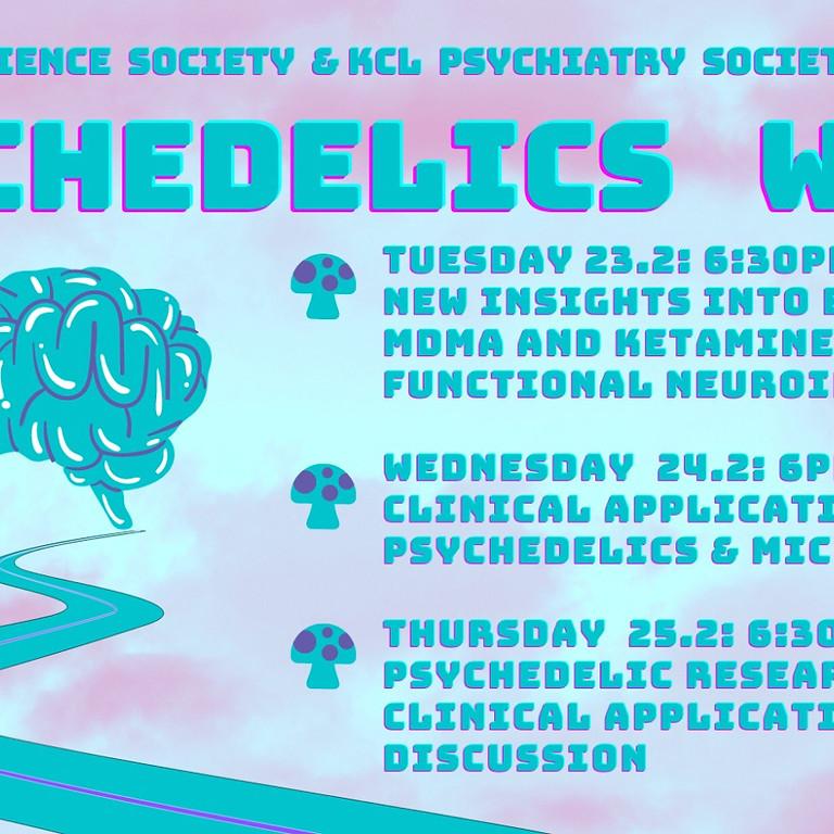 Psychedelics Week
