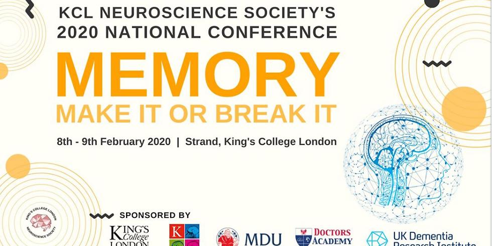 Memory: Make It or Break It 2020