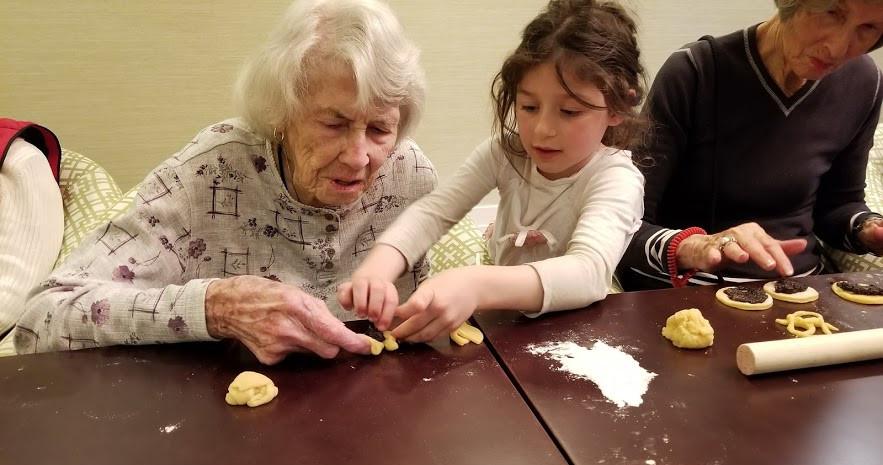 Hamentashen Cookie Workshop