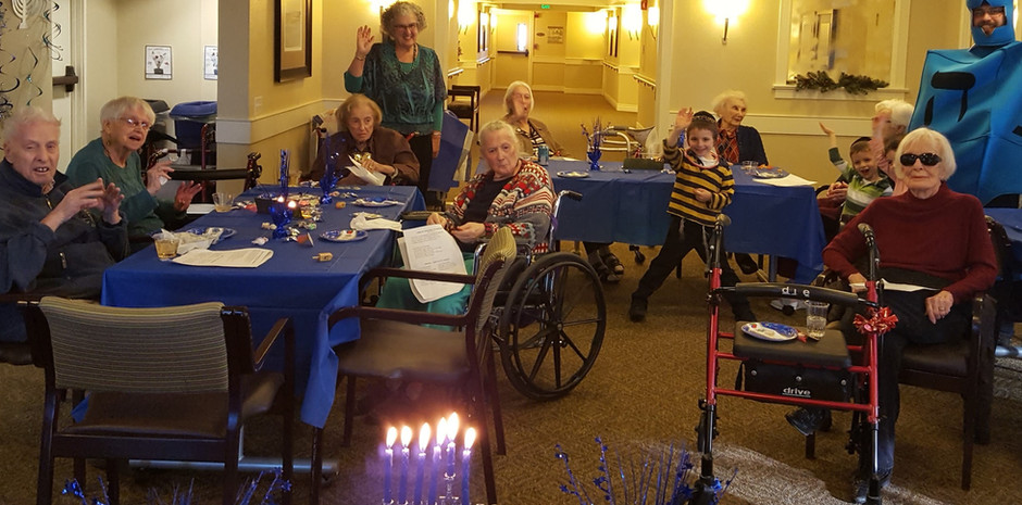 Channukah Party