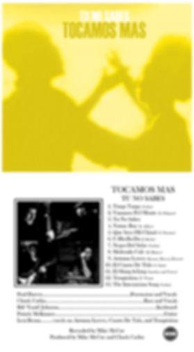 Tu No Sabes album image for web.jpg
