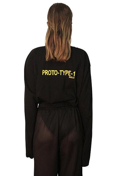 """Proto-type-1""long sleeve"