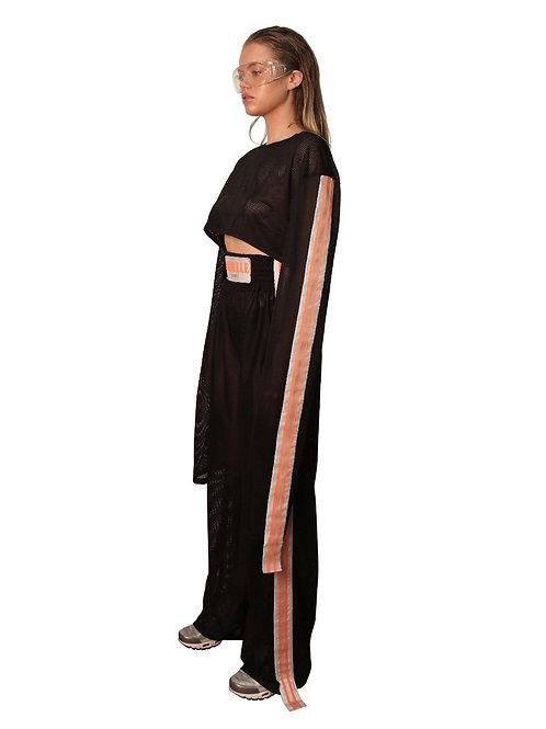 """Black oversized """"long sleeve"""""""