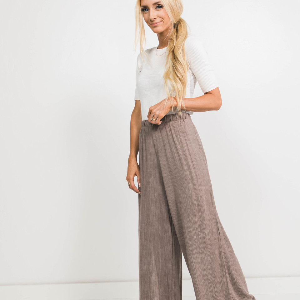Tasha Wide Leg Pants