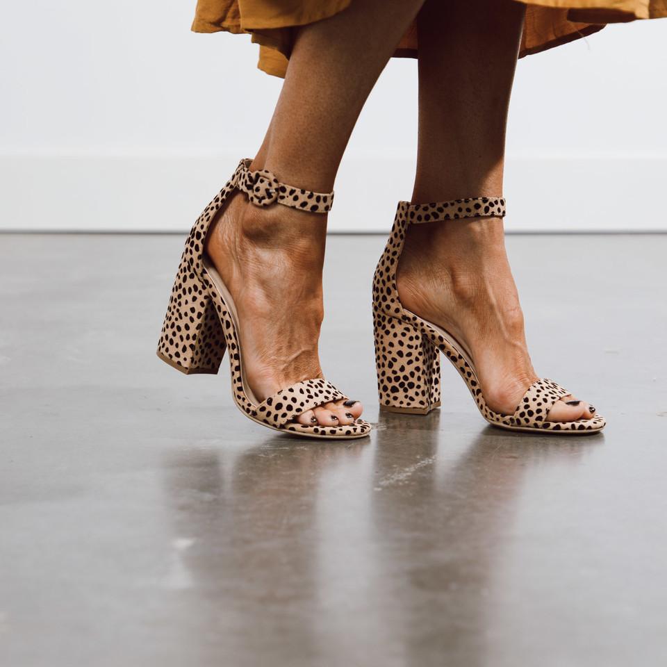 Christina Heeled Sandals