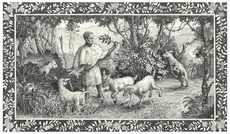 Legend of Khaldi