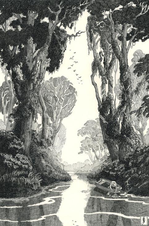 The Secret Creek
