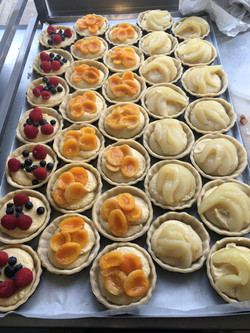 Fruit Tart Selection