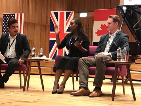 Red Dot Co-Founder Speaks on Transatlantic Trade at UK Conference