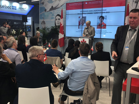 Red Dot CEO joined Ontario delegation for the International Paris Air Show