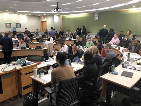 Inspiring Young EMBA Students about Entrepreneurship at Ivey Business School at Western University