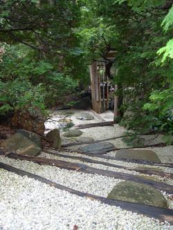 Tea House Gate