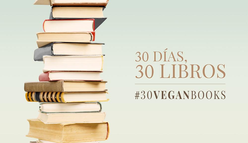 Especial 30 libros veganos