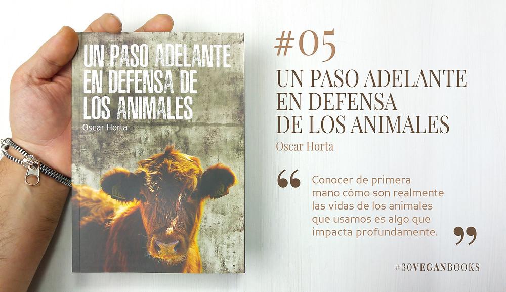 Libro Un paso adelante en defensa de los animales