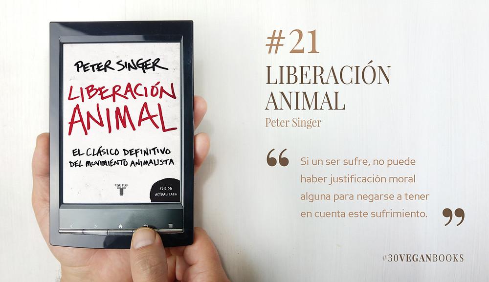 Libro Liberación animal