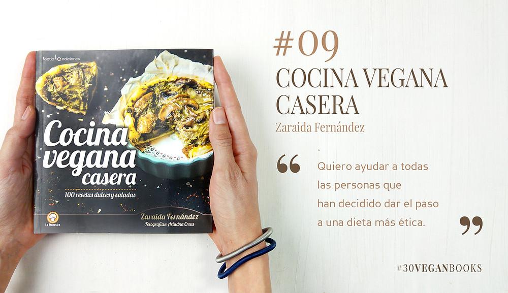 Libro Cocina vegana casera