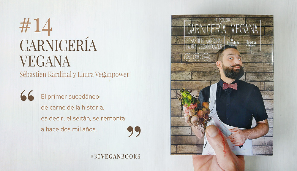 Libro Mi pequeña carnicería vegana
