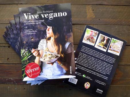 «Vive vegano», ganador del premio Gourmand World Cookbook