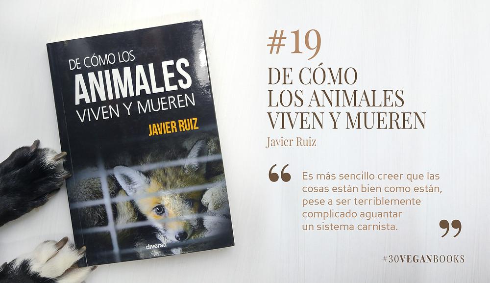 Libro De cómo los animales viven y mueren