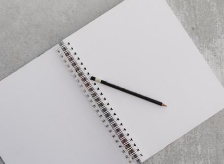 Voy a escribir… ¡Oh, no! ¿Cómo empiezo?