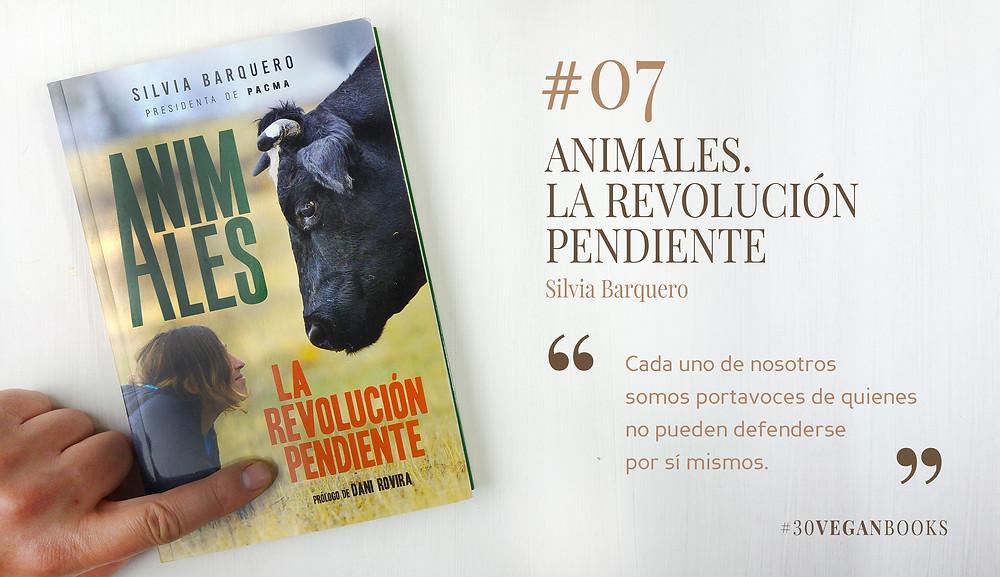Libro Animales. La revolución pendiente