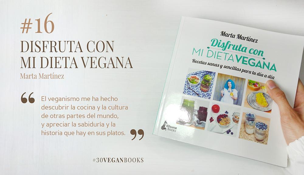 Libro Disfruta con mi dieta vegana