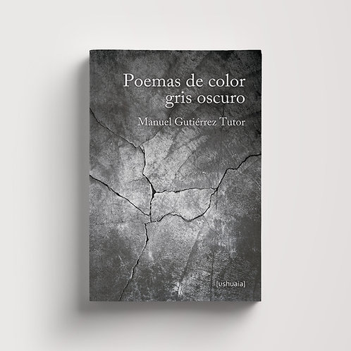 Poemas de color gris oscuro