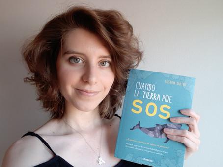 Entrevista a Cristina Santos: «El planeta nos está poniendo en situaciones nuevas»