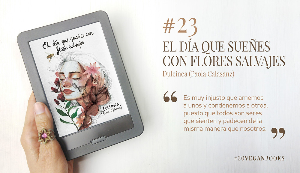 Libro El día que sueñes con flores salvajes