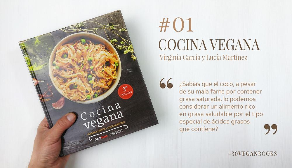 Cocina vegana, Virginia García y Lucía Martínez