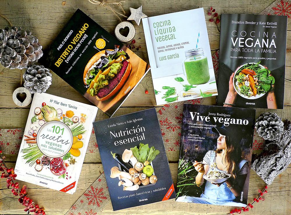 Libros cocina vegana