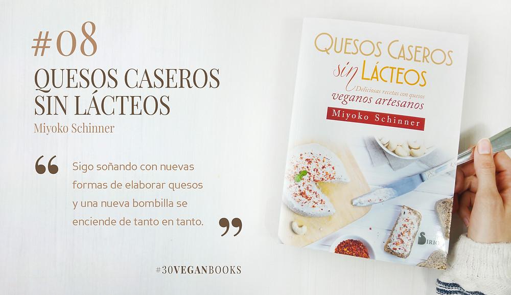 Libro Quesos caseros sin lácteos
