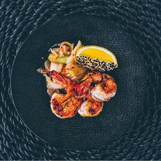 Fresh, tasty prawns 🤤⠀⠀⠀⠀⠀⠀⠀⠀⠀_.⠀⠀⠀⠀⠀⠀⠀