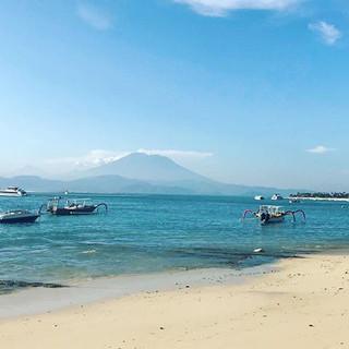 Mount Agung in the distance 🌋_._._.jpg