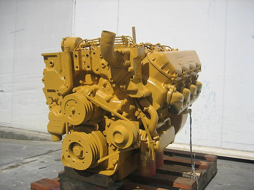 Caterpillar 3208 turbo