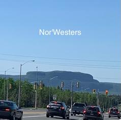 Nor'Wester Mountsain Range
