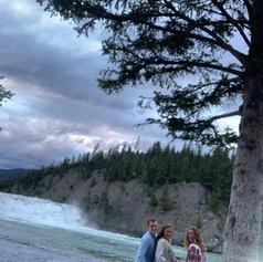 Bowes Falls Banff