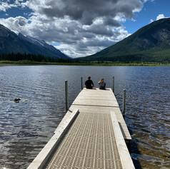 Vermillion Lakle Banff