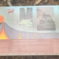 Agawa Rock Pictograph